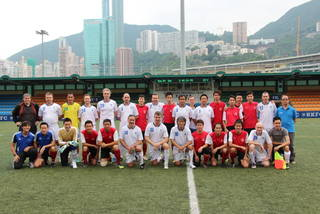 Highlight for Album: 2013年5月4日 Friendly Match with YYL Committee
