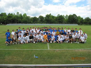 Highlight for Album: 19th Fraternity Cup 2010 Yamagata Japan