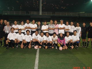Highlight for Album: HKFRA FOOTBALL TEAM