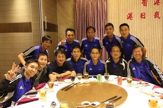 Highlight for Album: 2013年11月15日 第22屆港日裁判聯誼盃_Day2