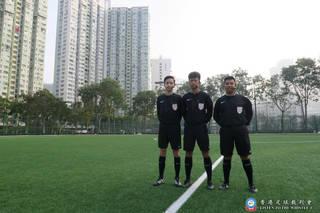 Highlight for Album: 2019年1月12日港滬裁判聯誼盃_球場