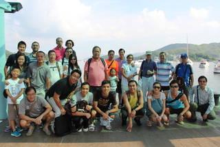 Highlight for Album: 2012年09月08日 林博士漁排之旅