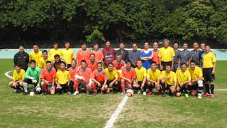 Highlight for Album: 2011年02月04日 初二兔年發財盃發財盃足球賽之相片